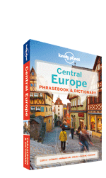 Lonely Planet Central Europe Ph