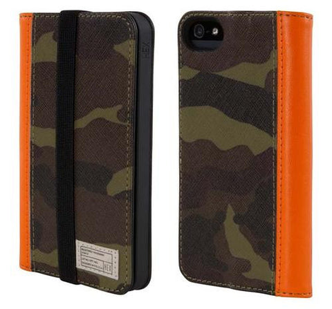Iphone 5 Icon Wallet Camo
