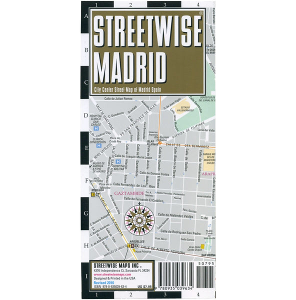 Madrid Streetwise