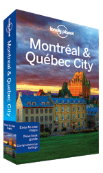 Lonely Planet Montreal & Quebec