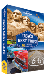 Lonely Planet Discover USA's Best Trips