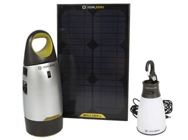 Escape 150 Solar Kit with Light by Goal Zero