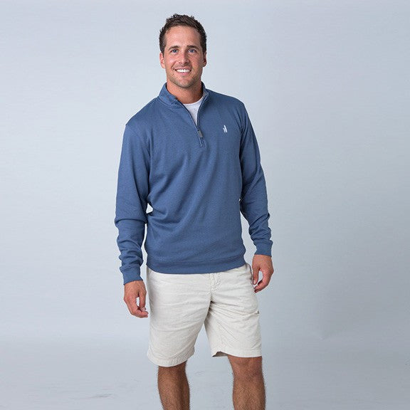Men's 1/4 Zip Pullover by Johnny-O