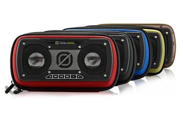 Rock out 2 Speaker Red