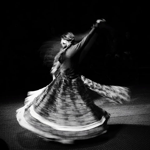La danseuse de flamenco 2
