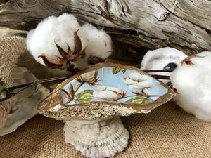 Southern Cotton Jewelry Dish