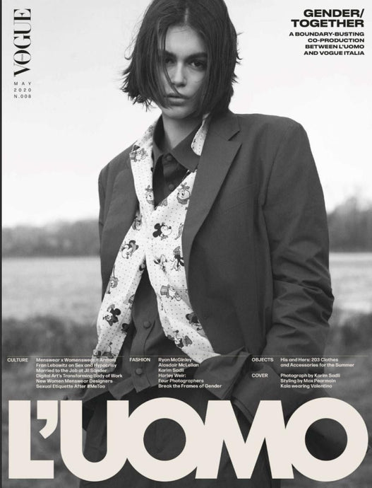 L'UOMO VOGUE May 2020