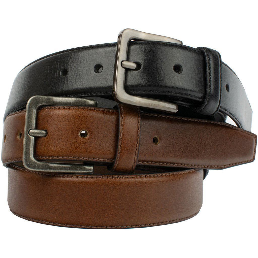 Metro Explorer Belt Set by Nickel Zero - nickelfreebelts.com, made in the USA