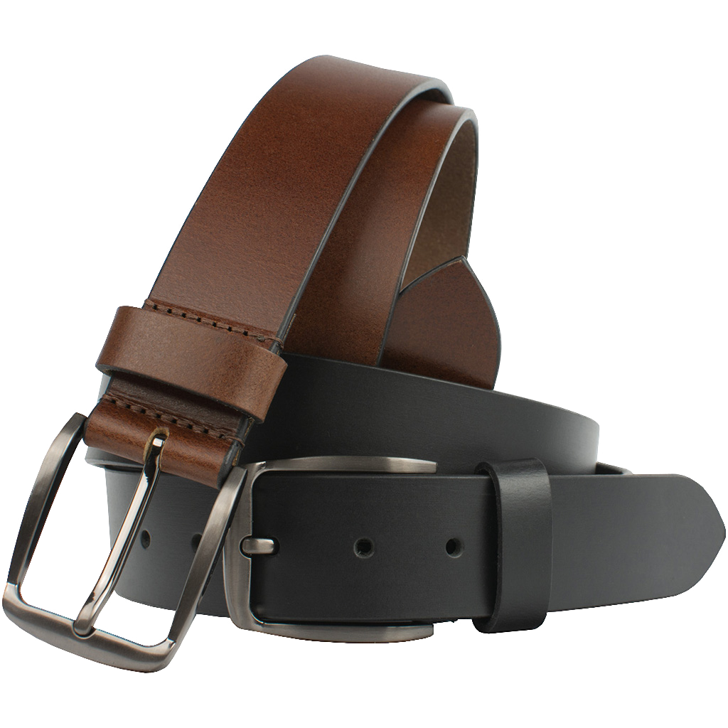 Millennial Belt Set by Nickel Zero - nickelfreebelts.com, dress belt, work belt