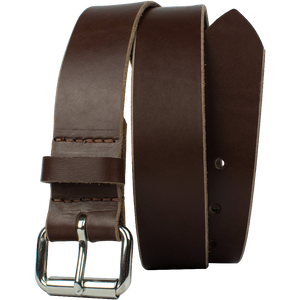 Mojave Heavy Duty Work Belt Nickel Zero - nickelfreebelts.com, work belt, heavy duty belt