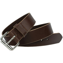 Mojave Heavy Duty Work Belt Nickel Zero - nickelfreebelts.com, silver stainless steel buckle
