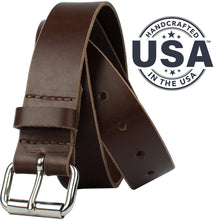 Mojave Heavy Duty Work Belt Nickel Zero - nickelfreebelts.com, ultra-durable, work belt