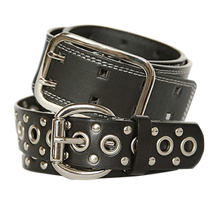 Attitude Combo Belt Set by Nickel Smart, Guaranteed Nickel free
