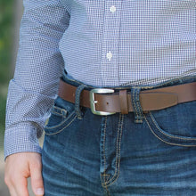 Casual Brown Belt II (Blemished) by Nickel Smart, Nickel Free guaranteed