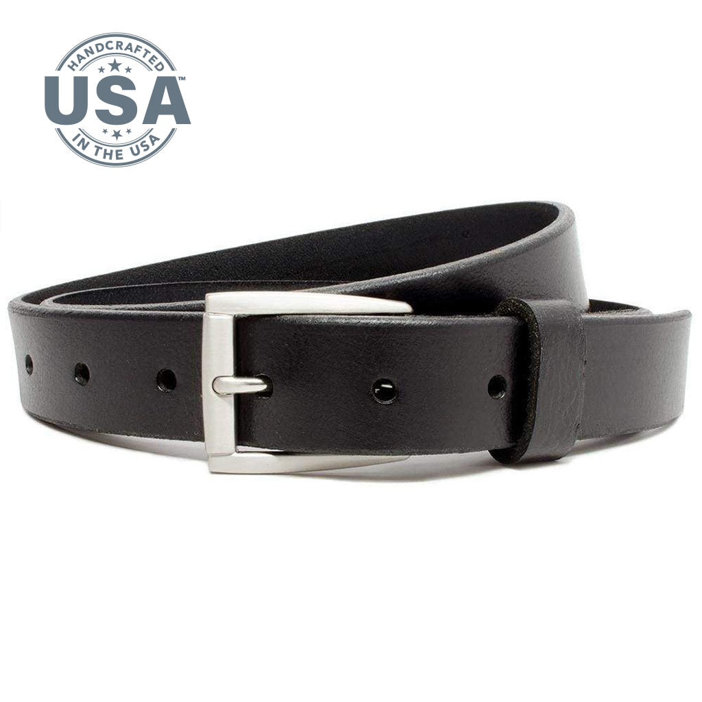 Child's Smoky Mountain Belt (Black) by Nickel Smart, nickel free guaranteed, made in the USA