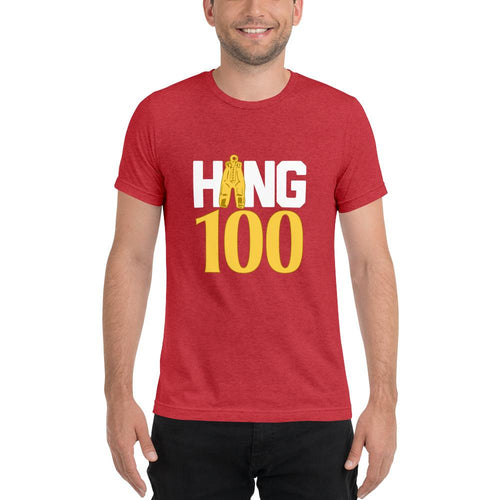 Hang 100 Apparel Red XS