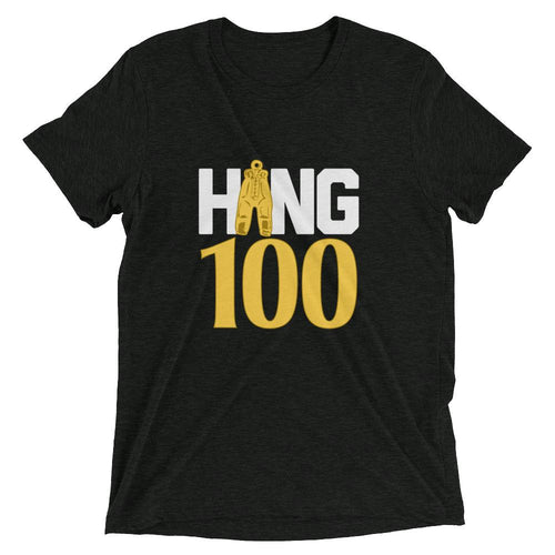 Hang 100 Apparel Vintage Black XS