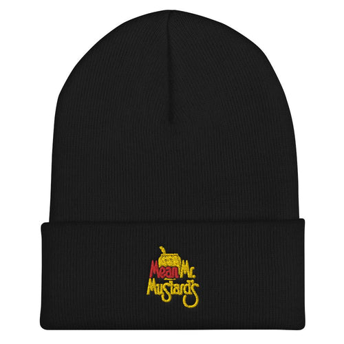Mean Mr. Mustard's Beanie
