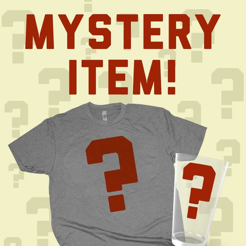 Mystery Shirt Apparel Various S