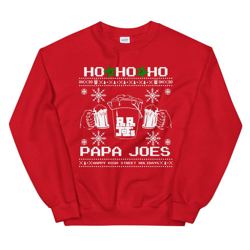 Papa Joe's Ugly Christmas Sweater S