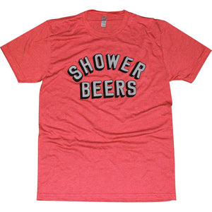Shower Beers Tri-Blend T-Shirt Apparel