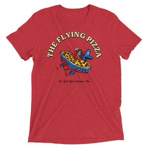 The Flying Pizza Red t-shirt 2XL