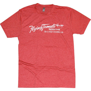 The Flying Tomato Tri-Blend Shirt Apparel
