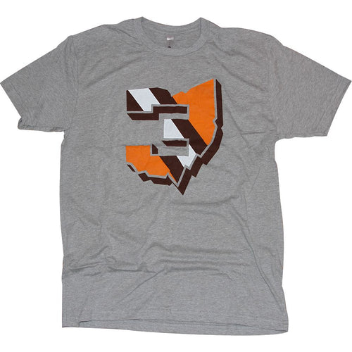 Threes Cleveland Browns T-Shirt Apparel