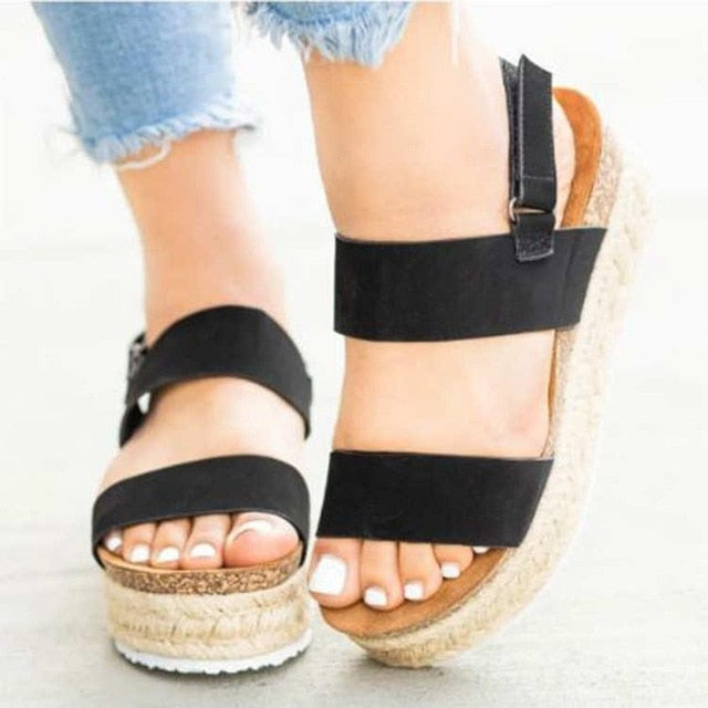 Corky Wedges