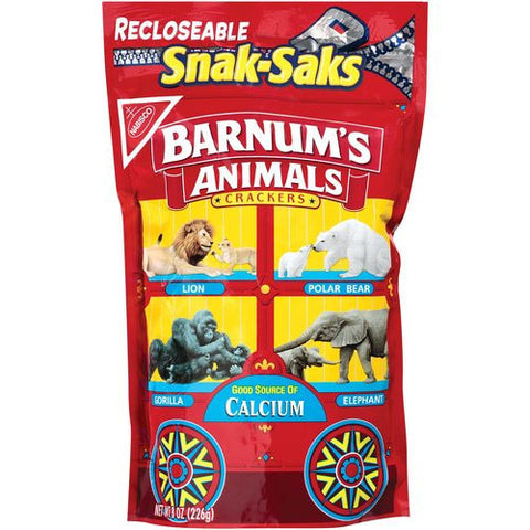 Animal Crackers, Barnum's