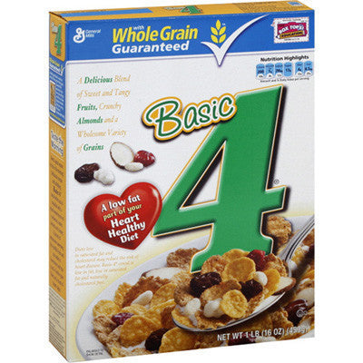 Basic 4 Cereal