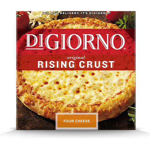 Pizza, DiGiorno Rising Crust Four Cheese