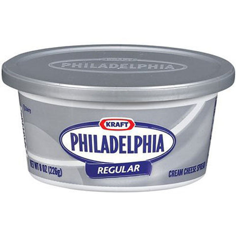 Cream Cheese Spread, Philadelphia