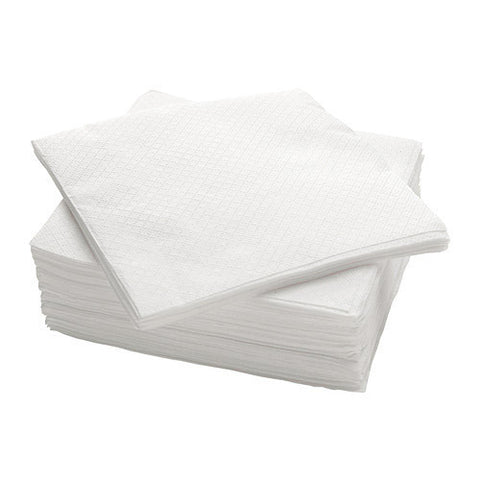 Paper Dinner Napkins, 2 ply, 150 per pack