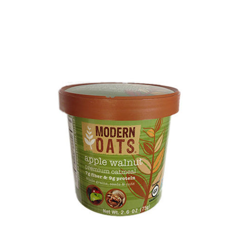 Modern Oats Oatmeal, Apple Walnut