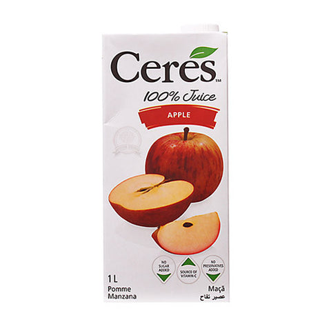 Ceres Fruit Juice, Apple