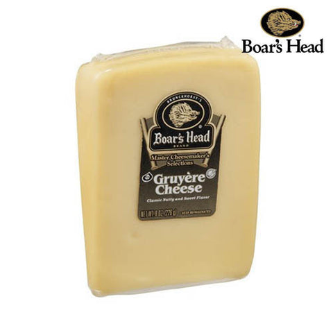 Cheese, Gruyere Cheese, Boar's Head