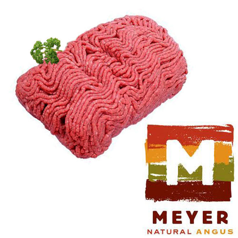 Ground Beef, 90/10, All Natural - Grass Fed