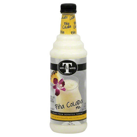 Pina Colada Mix, Mr & Mrs T