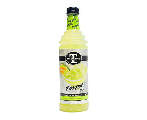 Margarita Mix, Mr/Mrs T