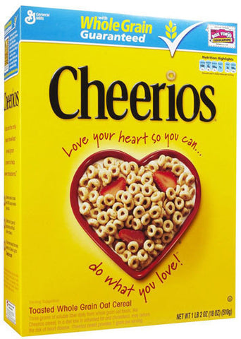 Cheerios, Original