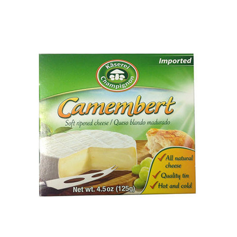 Cheese, Camembert