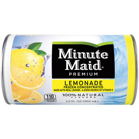 Lemonade, Frozen Concentrated