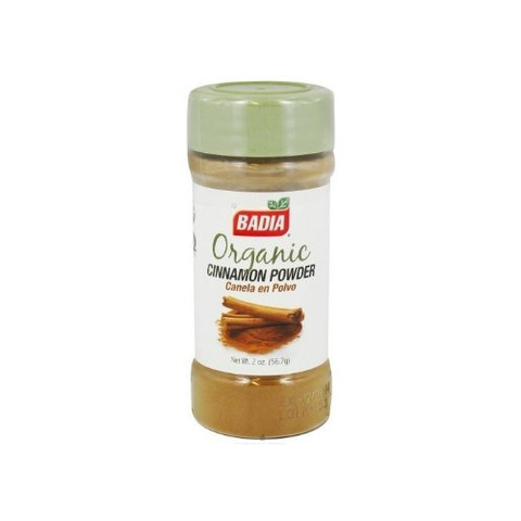 Badia, Organic Ground Cinnamon