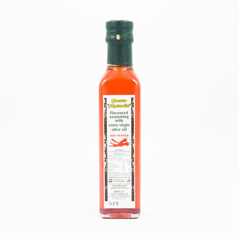 Olive Oil, Extra Virgin, Hot Pepper, Frantoio Montecchia