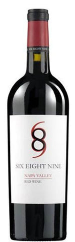 689 Napa Valley Red Red Blend