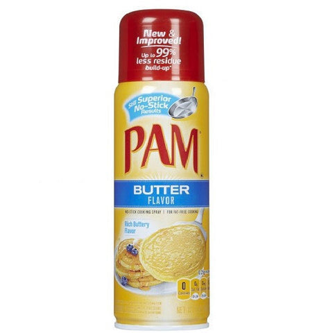 Pam Cooking Spray, Butter