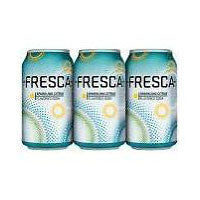 Fresca, Cans