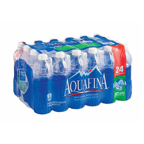 Aquafina, 20 oz Bottles, case of 24