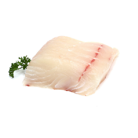 Halibut Fillet, portioned